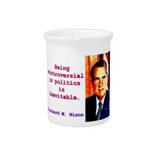 Being Controversial In Politics - Richard Nixon.jp Pitcher
