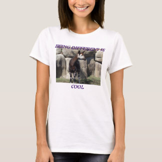 being diff. is cool T-Shirt