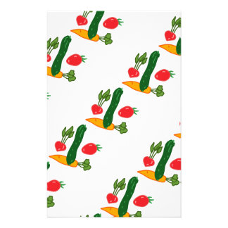 Being fresh, illustration goods FRESH and of the t Stationery