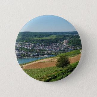 Being gene on the Rhine 2 Inch Round Button