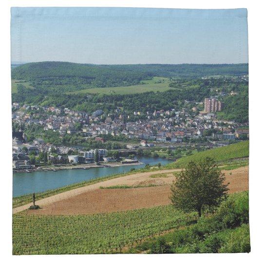 Being gene on the Rhine Printed Napkins