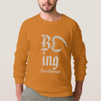 Being Gentleman American Apparel Raglan Sweatshirt