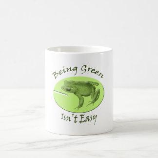 Being Green Coffee Mug