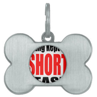 being kept short leash marriage reality expectatio pet name tag