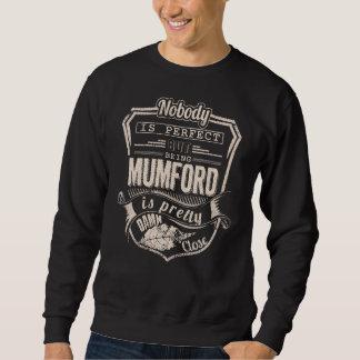 Being MUMFORD Is Pretty. Gift Birthday Sweatshirt