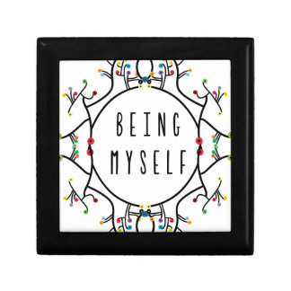 Being myself gift box