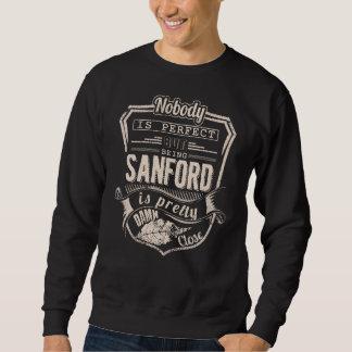 Being SANFORD Is Pretty. Gift Birthday Sweatshirt