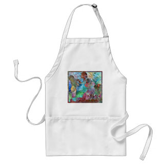 BEING SCOLDED BY MOTHER IS NEVER FUN STANDARD APRON