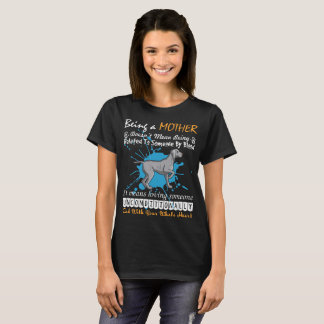 Being Weimaraner Mother Doesnt Mean Being Related T-Shirt