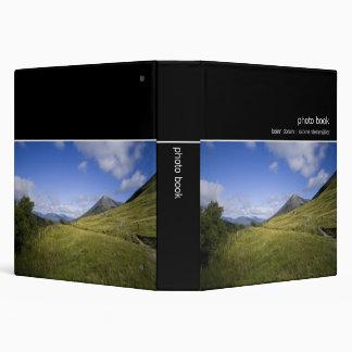 Beinn Dorain · Photo Book Vinyl Binder