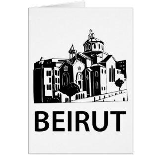 Beirut Card