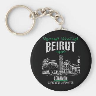 Beirut Keychain