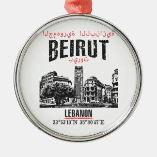 Beirut Metal Ornament