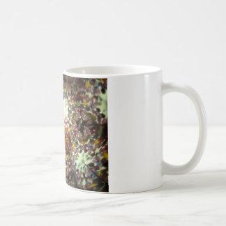 Bejeweled Kaleidescope 01 Basic White Mug