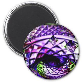 Bejeweled Splendor by JudyMarisa Magnet