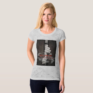 BEK burn out womens T-Shirt