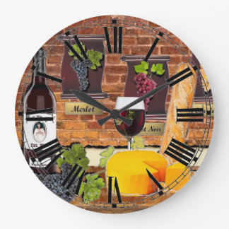 Beko Vineyard Wine Clock