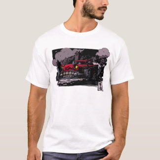 Bel-Air. The corpse. T-Shirt