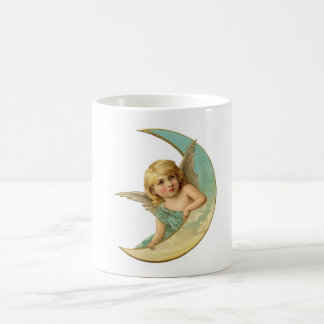 Bel ange d'ange mug blanc