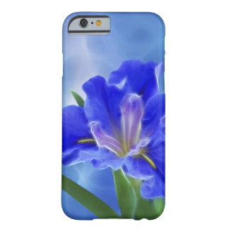 Bel iris de fractale et sa signification coque iPhone 6 barely there