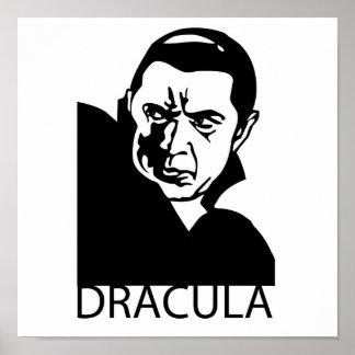 Bela Lugosi as Dracula Poster