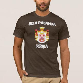 Bela Palanka, Serbia with coat of arms T-Shirt