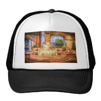 Belagio Las Vegas Nevada Fountain Resort Hotel Trucker Hat