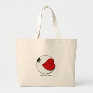 Belanita LLC company logo Large Tote Bag