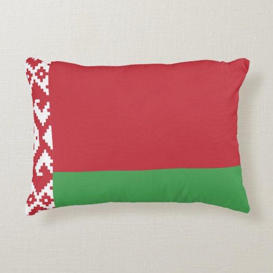 belarus-flag.ai decorative pillow