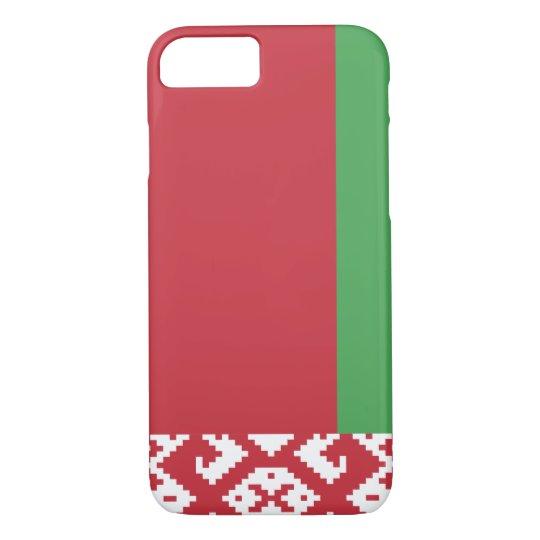 belarus-flag.ai iPhone 8/7 case