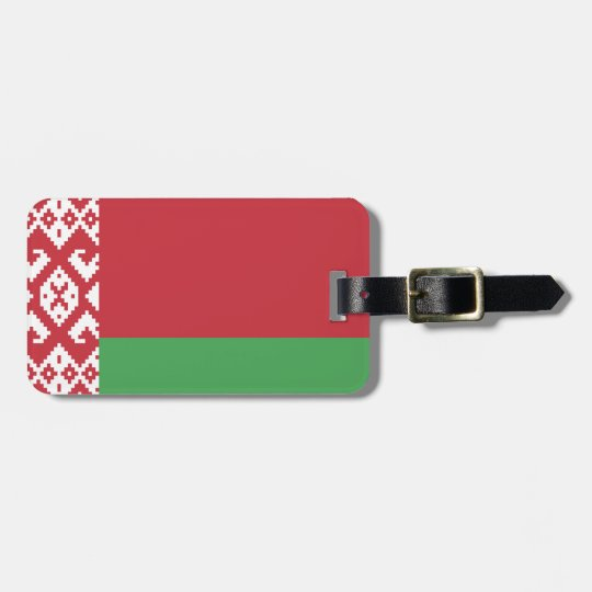 belarus-flag.ai luggage tag