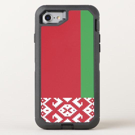 belarus-flag.ai OtterBox defender iPhone 8/7 case