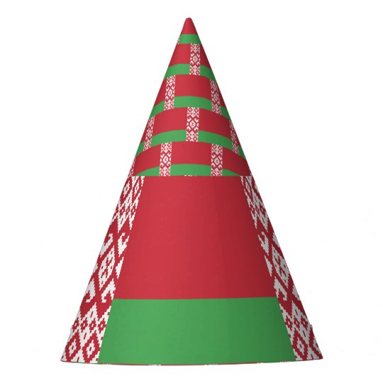 belarus-flag.ai party hat