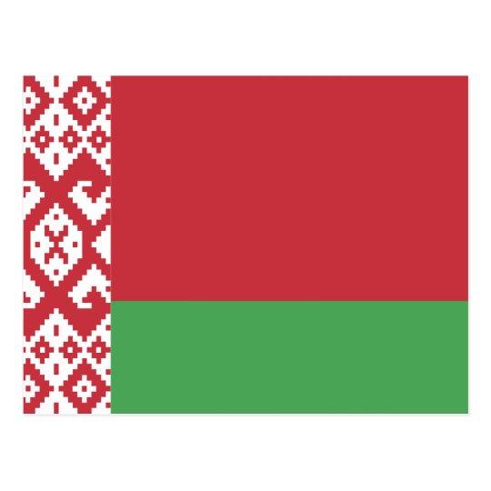 belarus-flag.ai postcard