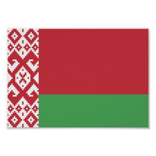 belarus-flag.ai poster