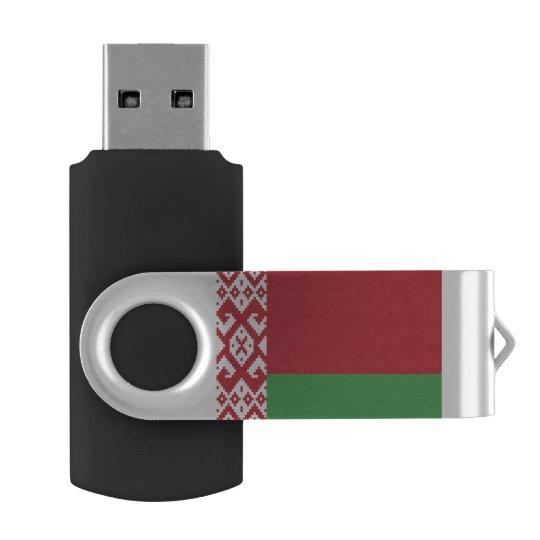 belarus-flag.ai USB flash drive