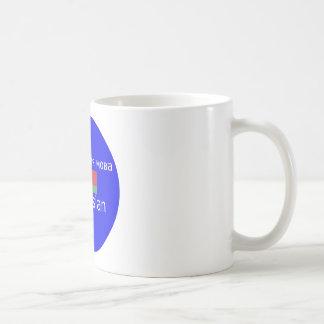 Belarus Flag And Language Design Coffee Mug