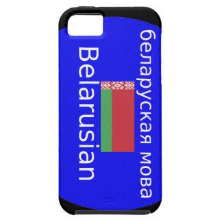 Belarus Flag And Language Design iPhone 5 Cases