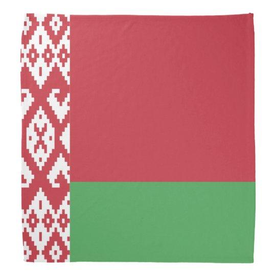 Belarus Flag Bandana