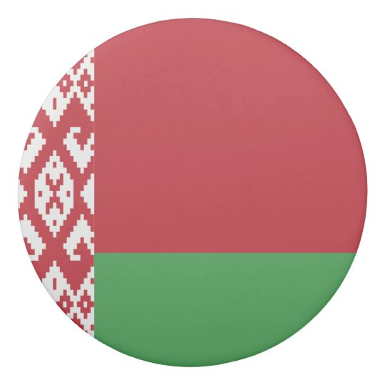 Belarus Flag Eraser