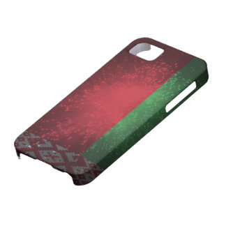 Belarus Flag Firework iPhone 5 Covers