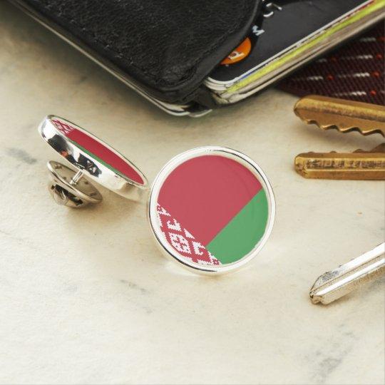 Belarus Flag Lapel Pin