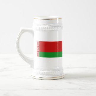 Belarus Flag ~ Map Mug