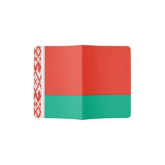 Belarus Flag Passport Holder