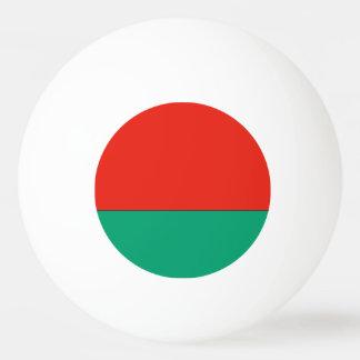 Belarus Flag Ping-Pong Ball
