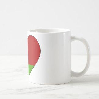Belarus Flag Simple Coffee Mug