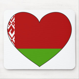 Belarus Flag Simple Mouse Pad