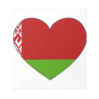 Belarus Flag Simple Notepad