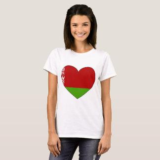 Belarus Flag Simple T-Shirt