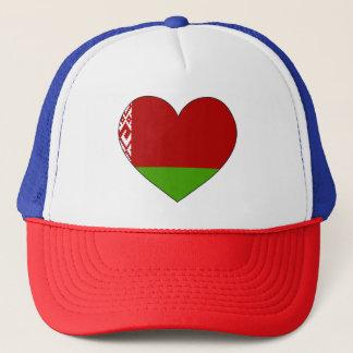 Belarus Flag Simple Trucker Hat